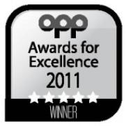 Winner - Awards for Excellence 2011