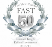 Emerald Knight Ethical Investment 2010/11